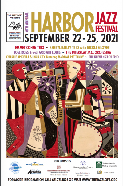 6th Annual Harbor Jazz Festival at Harbor Jazz Fest at The Jazz Loft