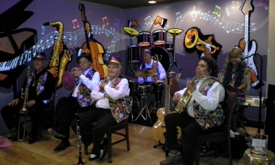 Memories Swing Band at Palo Verde Country Club