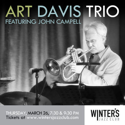 Art Davis Trio at Winter's Jazz Club