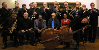 Aardvark Jazz Orchestra at St. John Beverly Farms