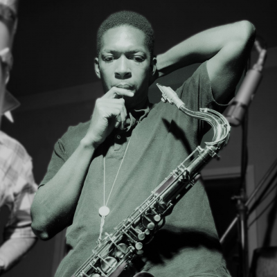 Discovering Nc Jazz Legends Part 3: John Coltrane at Charlotte Mecklenburg Main Library