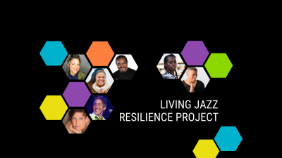 Living Jazz Resilience Project at Living Jazz
