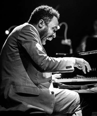 Dayramir Gonzalez Quartet  at Pittsfield CityJazz Festival at Berkshire Museum Theatre