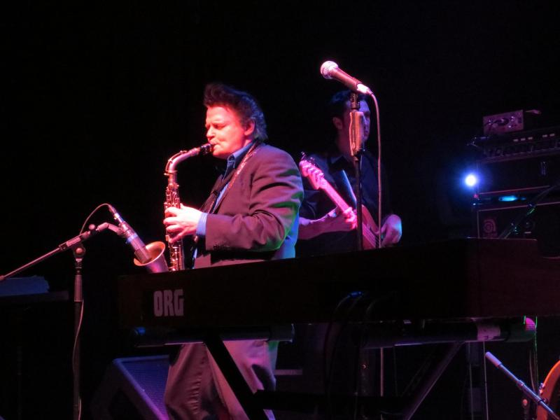 James Chance and Les Contortions: Cologne, Germany, Germany, February 28. 2013
