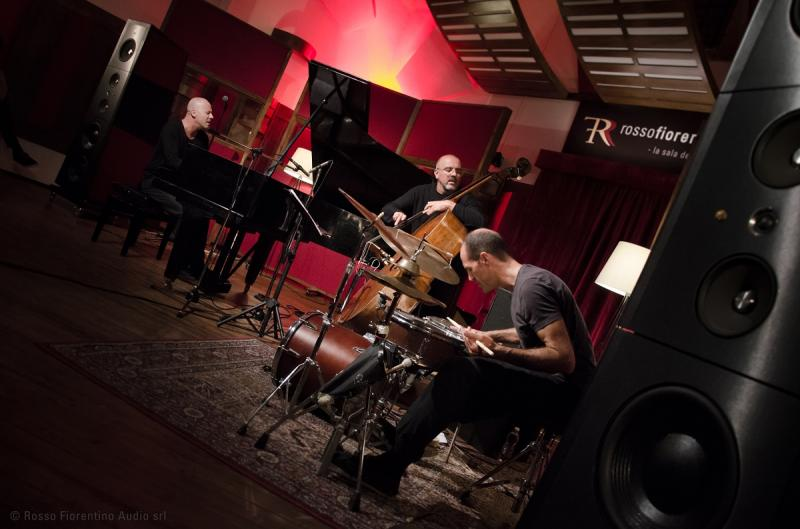 Stefano Battaglia Trio alla Sala del Rosso di Firenze