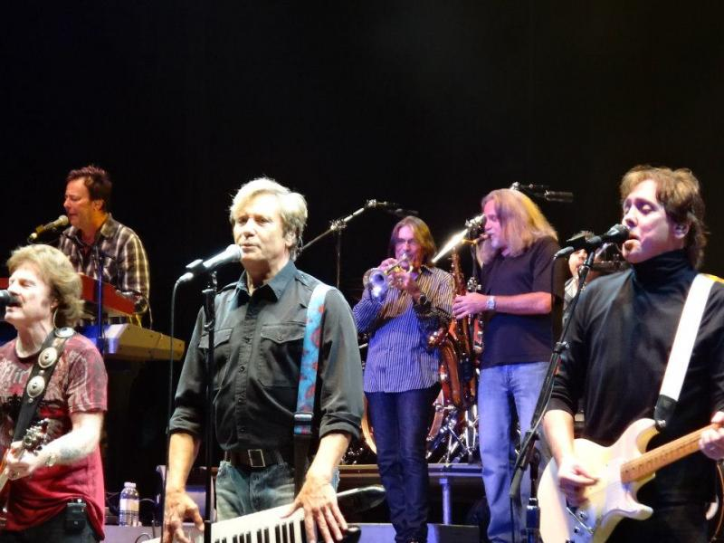 The Doobie Brothers and Chicago: Wantagh, NY, August 18, 2012
