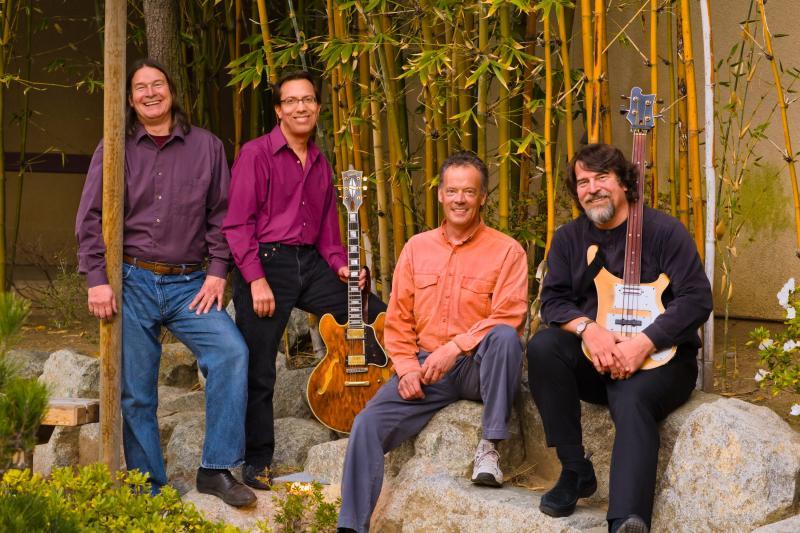 Brubeck Brothers Quartet At Montalvo Arts Center at Montalvo Arts Center