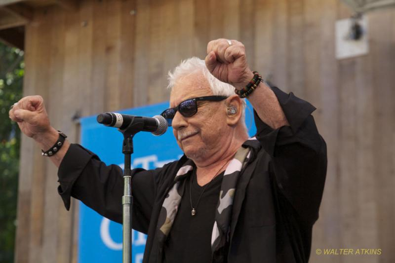 Eric Burdon and the Animals At Stern Grove Festival