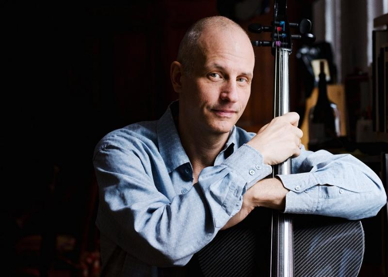 Erik Friedlander: Cello Ahead