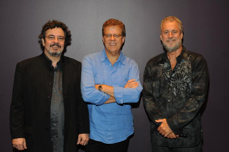 Trio Da Paz al Teatro Franco Parenti di Milano