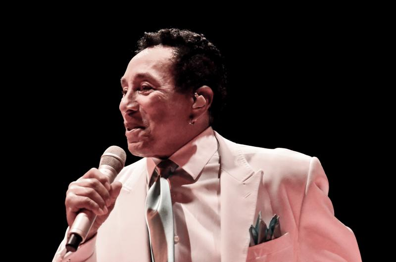 Smokey Robinson at the NYCB Theatre at Westbury