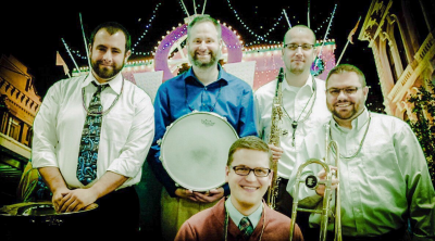 Neo (north East Ohio) Dixie at Jazz Under The Stars at Uptown Park Gazebo