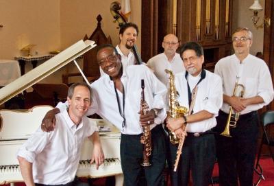 Aardvark Jazztet at Dartmouth Street Boston
