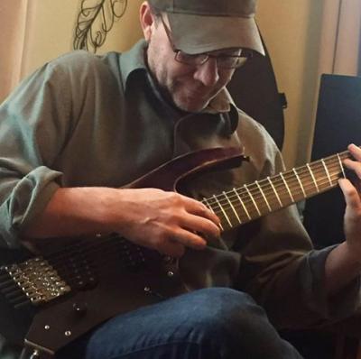 David Newsam, jazz guitar at Seacoast Jazz Live