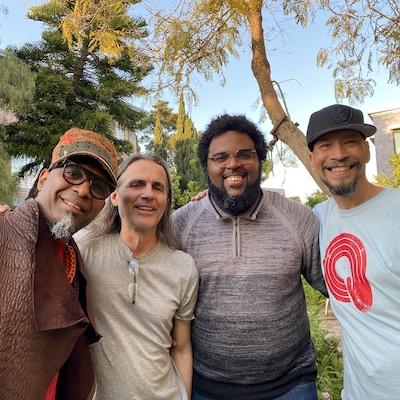 Omar Sosa's B-bay Quartet at Piedmont Piano Company