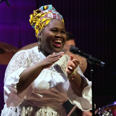 Dayme Arocena at Le Poisson Rouge