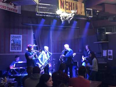 Jazz Night at The Oxford Saloon