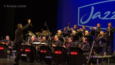Jazzmn Orchestra Presents Sinatra And Basie:  Live At The Sands With Special Guest Curtis Stigers at Chanhassen Dinner Theatre