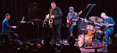 John Hanrahan Quartet Plays Wayne Shorter's Juju at Yoshi's Oakland