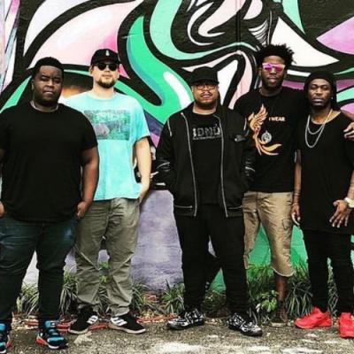 The Smoogies at Miami Downtown Jazz Festival at Bayfront Park Tina Hills Pavillion