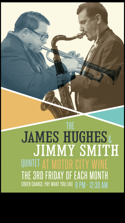 The Hughes/smith Quintet at Motor City Wine