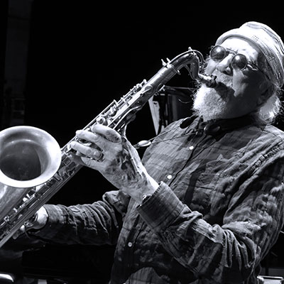 Charles Lloyd Ocean Trio Featuring Gerald Clayton And Anthony Wilson at Lobero Theatre