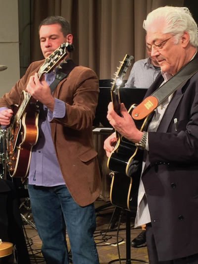 Geordie Kelly Trio at Mariano's Bucktown