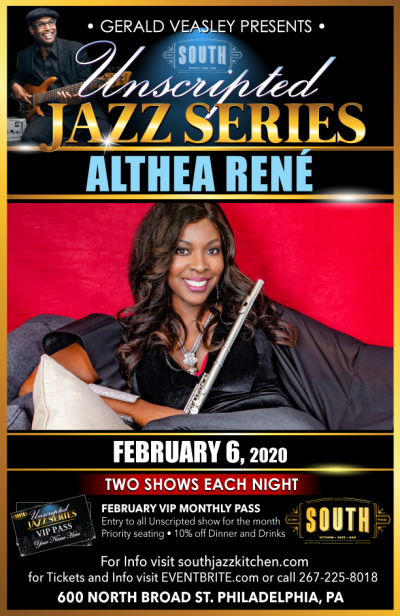 Althea Rene´and Gerald Veasley at South Jazz Club