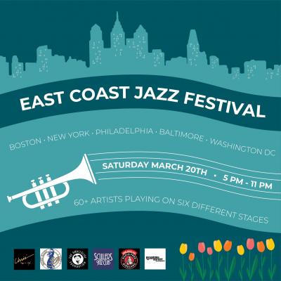 East Coast Jazz Festival  at Chris' Jazz Cafe