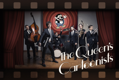 The Queen's Cartoonist at Clermont Performing Arts Center