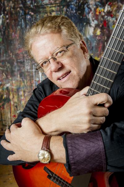 Romero Lubambo, Guitar at Lied Center
