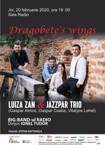 Dragobete's Wings at Sala Radio