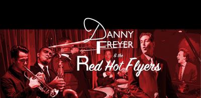 Danny Freyer &the Red Hot Flyers at Rusty's Rhythm Club