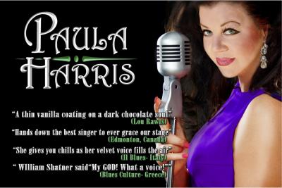 Paula Harris & The Beasts Of Blues at Smoking Pig