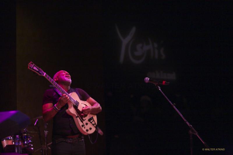 Jonathan Butler at Yoshi's