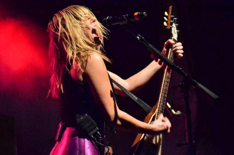 Grace Potter at the Paramount