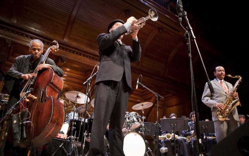 40 Years of Jazz at Harvard: Cambridge, April 9, 2011