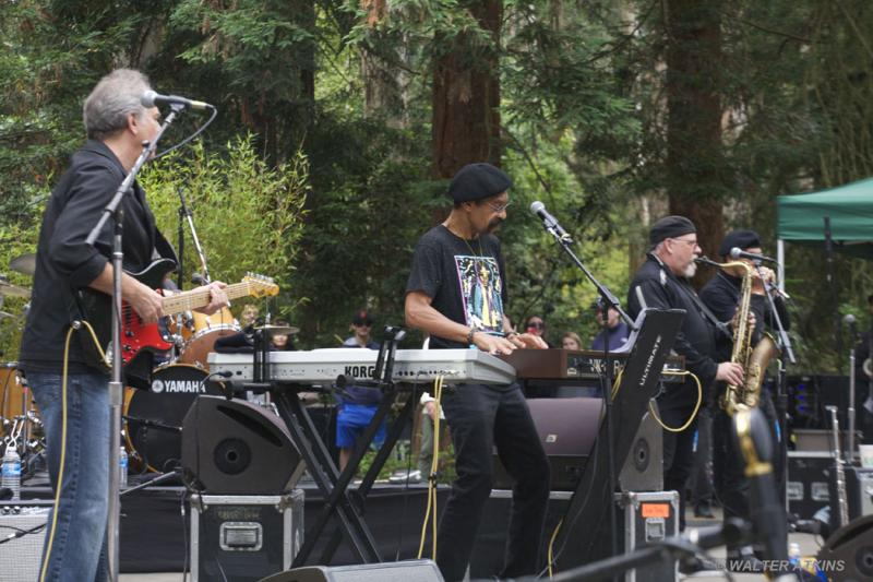 WAR with Malo At Stern Grove