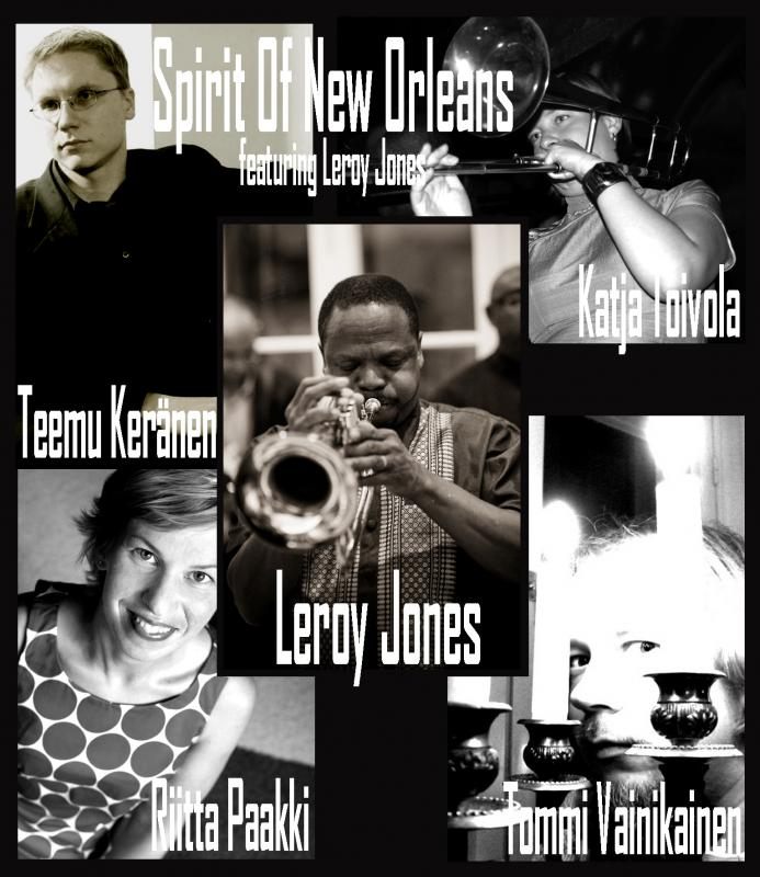 New Orleans Jazz 95 Miles North of the Arctic Circle