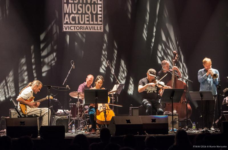 Festival International de Musique Actuelle de Victoriaville 2016, Part 2