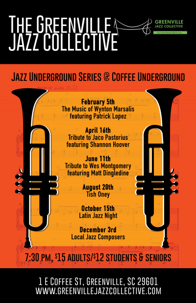 Gjc Local Jazz Composers Concert at The Coffee Underground
