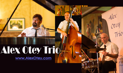 Alex Otey Trio Performs Hits From The 1970s at 1867 Sanctuary At Ewing