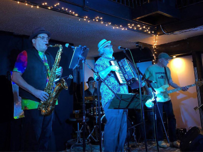 The Gumbo Gumbas: Jazz On Broad at Hopewell Valley Bistro & Inn