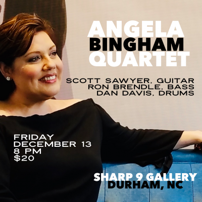 Angela Bingham  at Sharp Nine Gallery