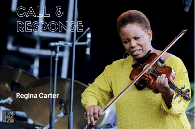 Living Jazz Presents: Call & Response: Intimate Talk With Regina Carter, Moderated By Carla Cook at Living Jazz