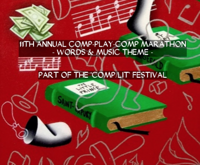 Composers Concordance Presents The 11th Annualcomp-play-comp Marathon, 3 Hours Of New Short Works at DROM