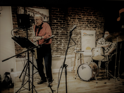 Toots Sottile & Slip Mahoney Duo at New Avenue Cafe