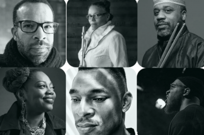 Jazz Poetry Month: