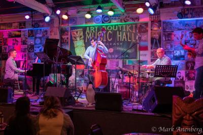 Shay Salhov Quartet Live Streamed From The Art Boutiki at Art Boutiki