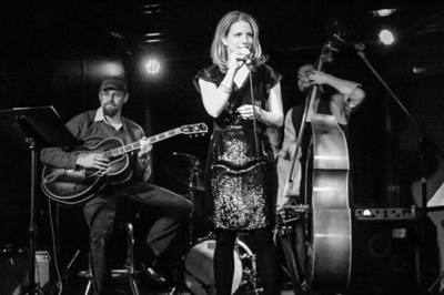 Isabel Stover Trio at Central Restaurant